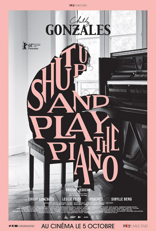Shut Up And Play The Piano V.O.S.-T.A.