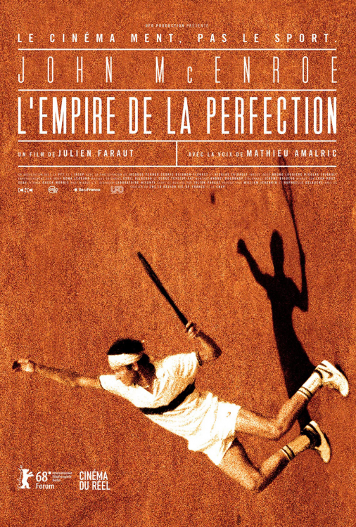 John McEnroe : l'empire de la perfection V.O.A.S.-T.F.
