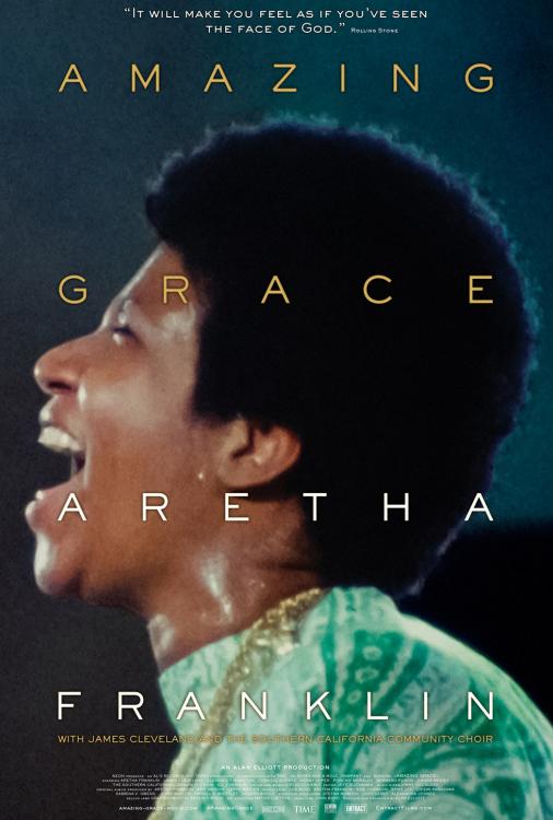 Amazing Grace V.O.A.
