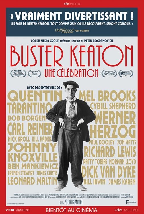 Buster Keaton - Une célébration