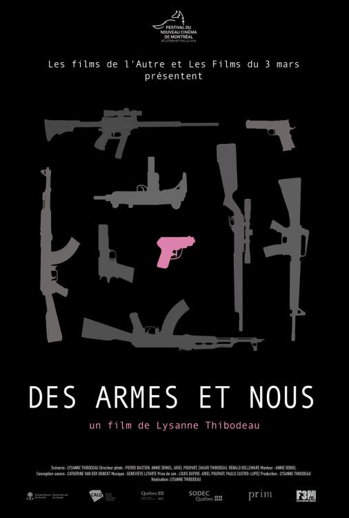 Des armes et nous