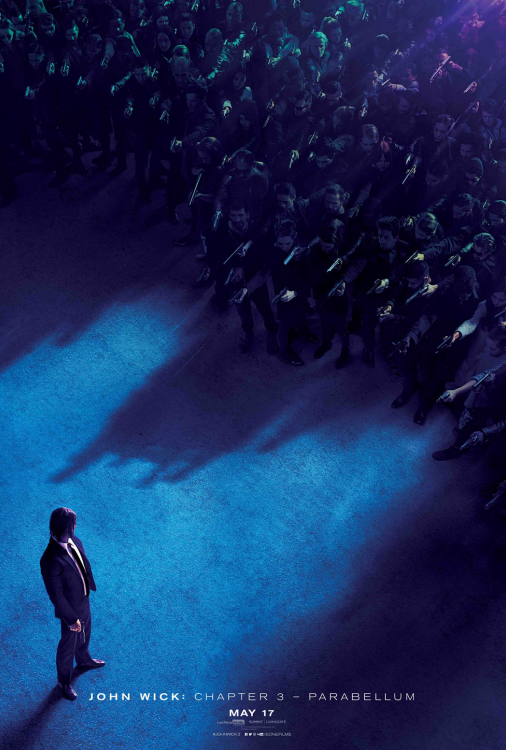 John Wick - Chapter 3 - Parabellum V.O.A.