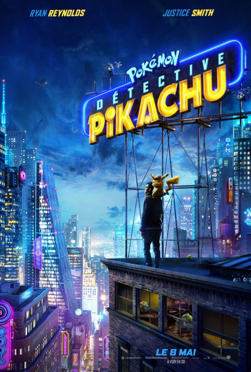 Pokémon Détective Pikachu V.F.