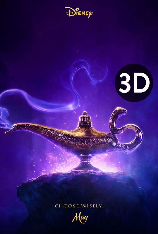 Aladdin VOA 3D