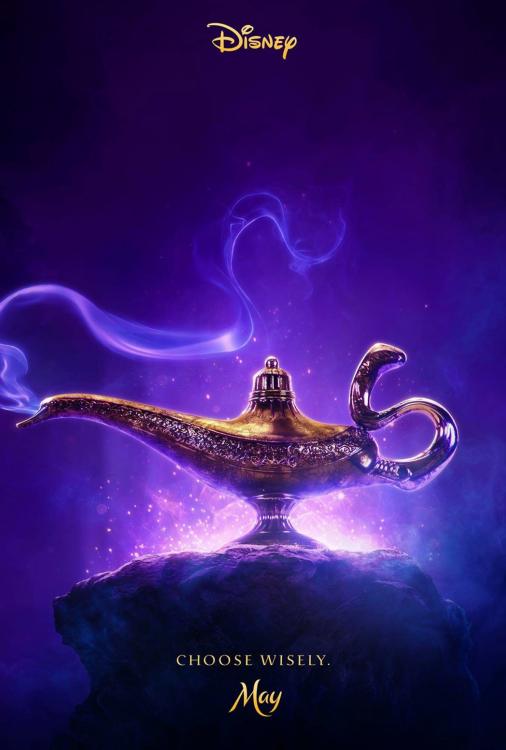 Aladdin. V.O.A.