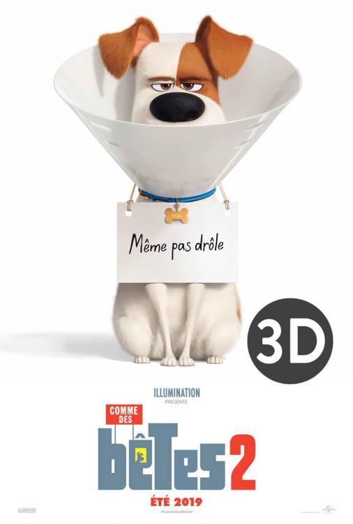 Comme des bêtes 2 3D V.F.