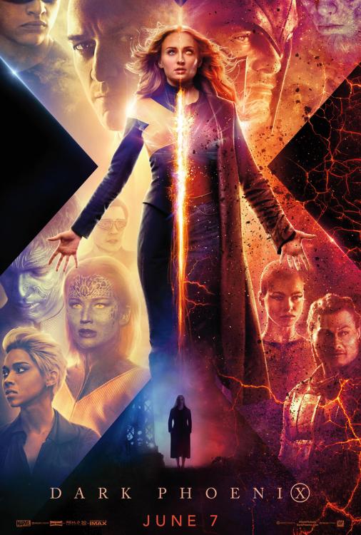 X-Men - Dark Phoenix V.O.A.