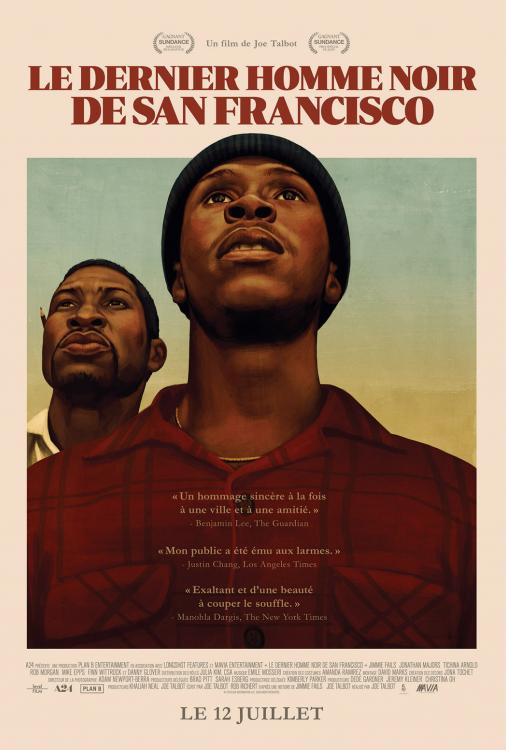 Le Dernier homme noir de San Francisco V.O.A.S.-T.F.