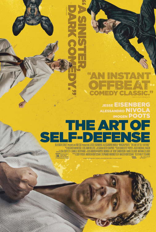 The Art of Self-Defense V.O.A.