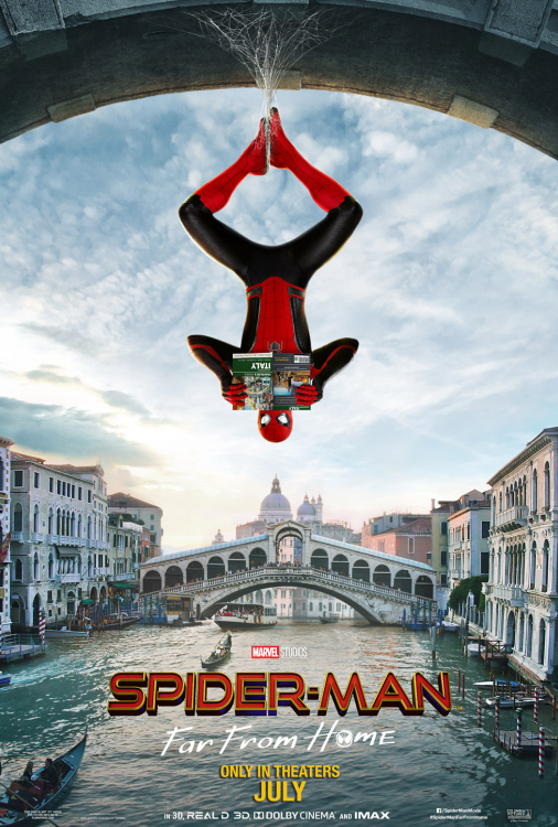 ( Spider-Man - Far From Home Salle VIP 18+ )