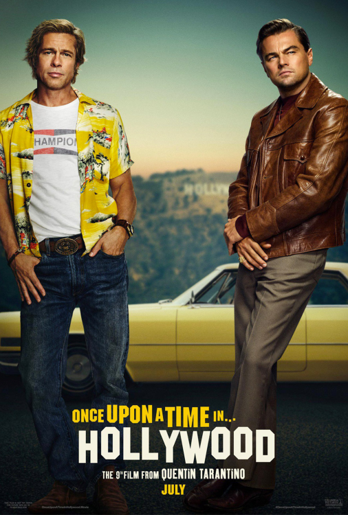 Once Upon a Time in... Hollywood V.O.A.S.-T.F.