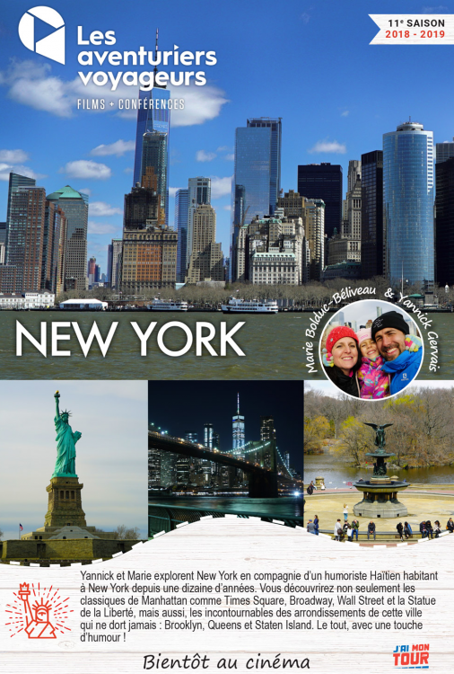 Ciné Voyage New York