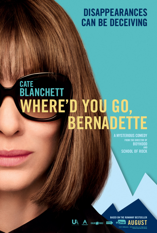 Where'd You Go, Bernadette V.O.A.
