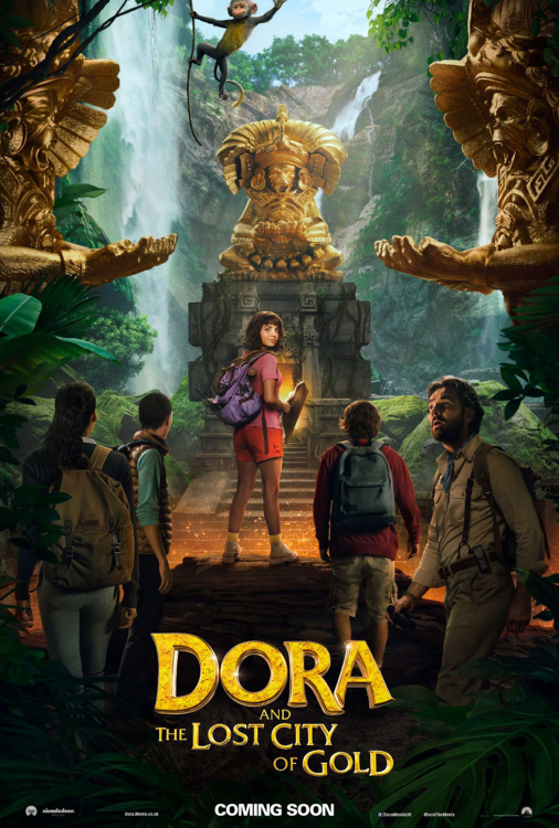 Dora and the Lost City of Gold V.O.A.