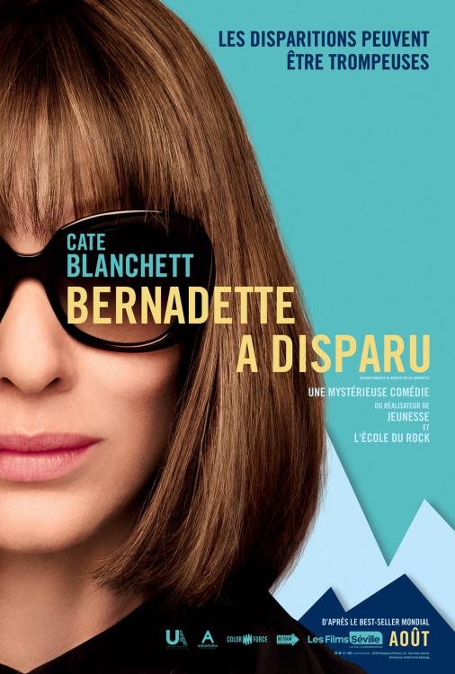 Bernadette a disparu V.O.A.S.-T.F.