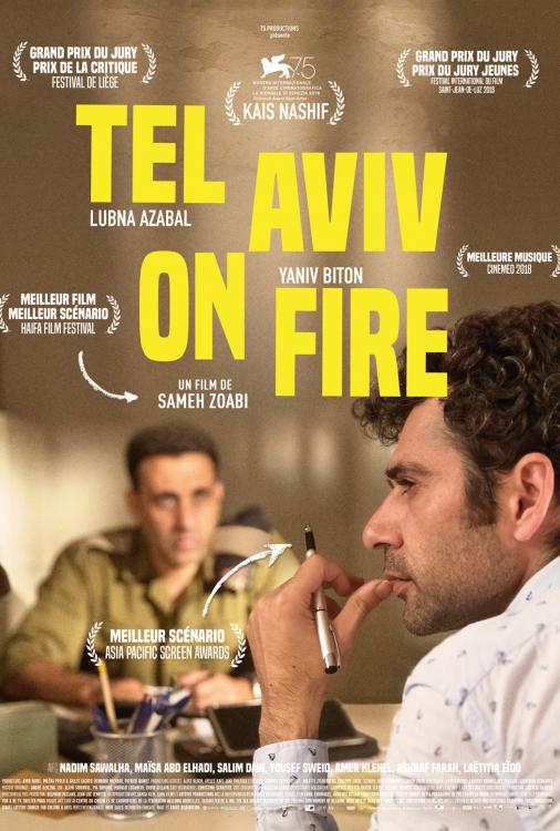 Feu à Tel Aviv V.O.S.-T.F.