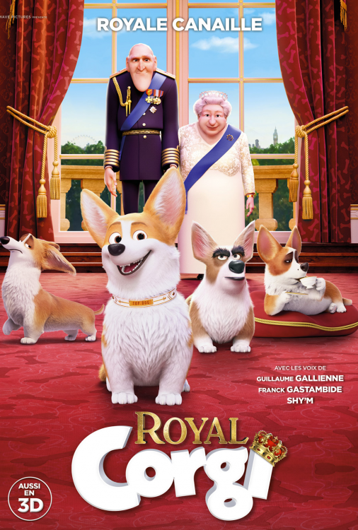 Royal corgi V.F.
