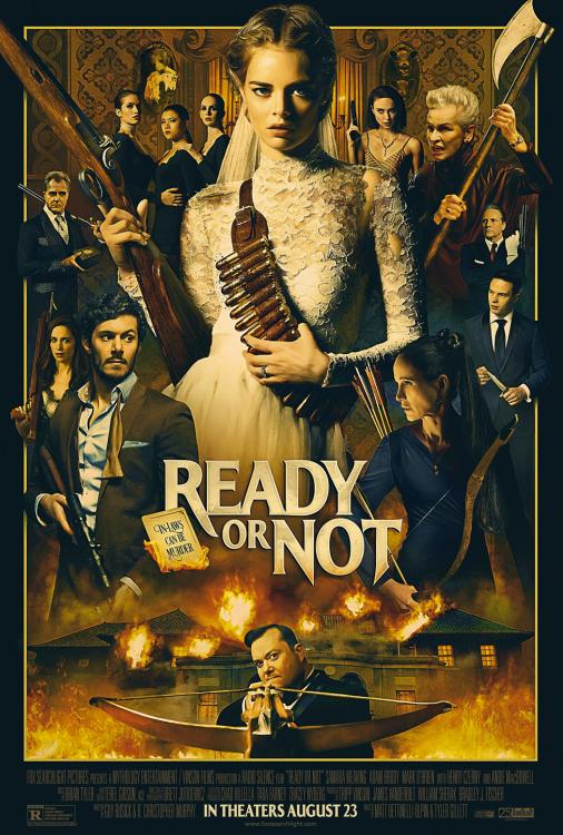 Ready or Not V.O.A.