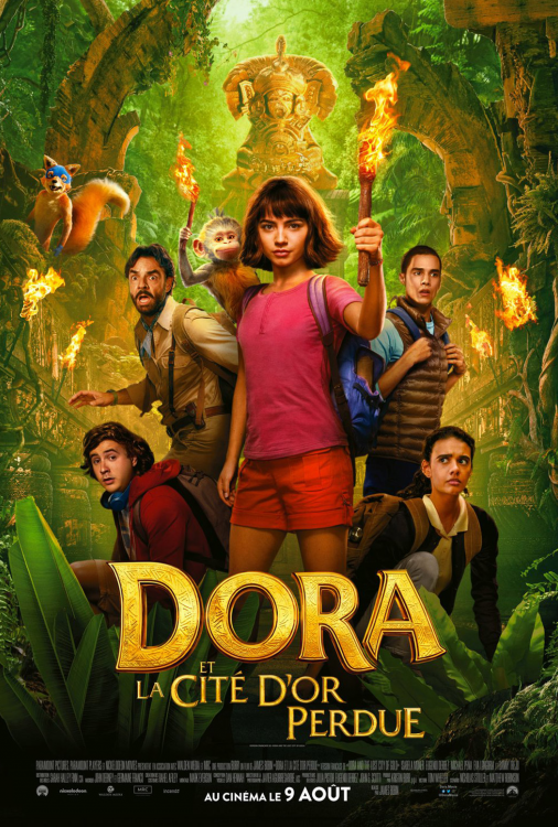 Dora et la Cité d'or perdue V.F.