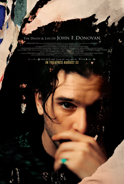 Ma vie avec John F. Donovan. V.O.A.S.-T.F.