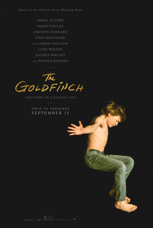 The Goldfinch V.O.A.