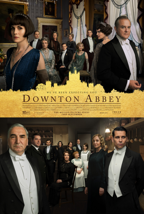 Downton Abbey VOA