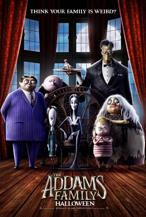 The Addams Family V.O.A.