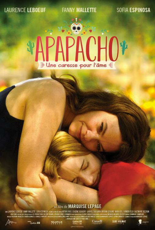 Apapacho, une caresse pour l'âme V.O.S.-T.F.
