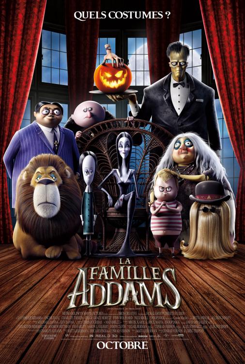 Famille Addams, La V.F.