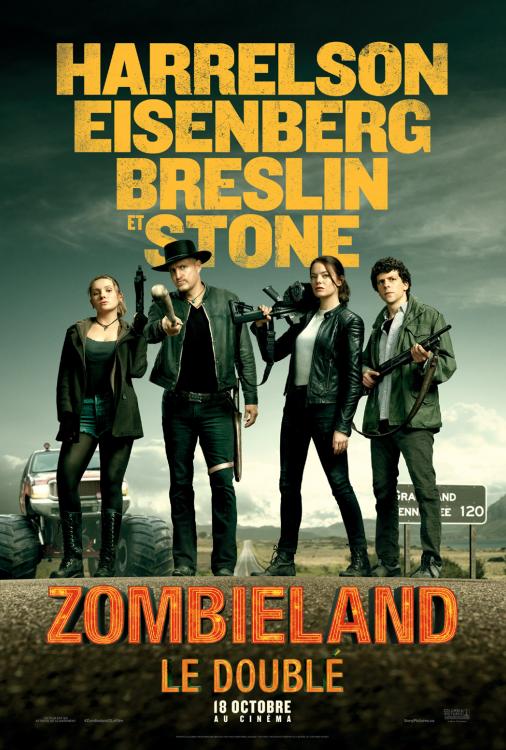 Zombieland - Le doublé V.F.