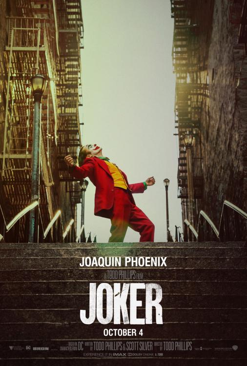 Joker. V.O.A.