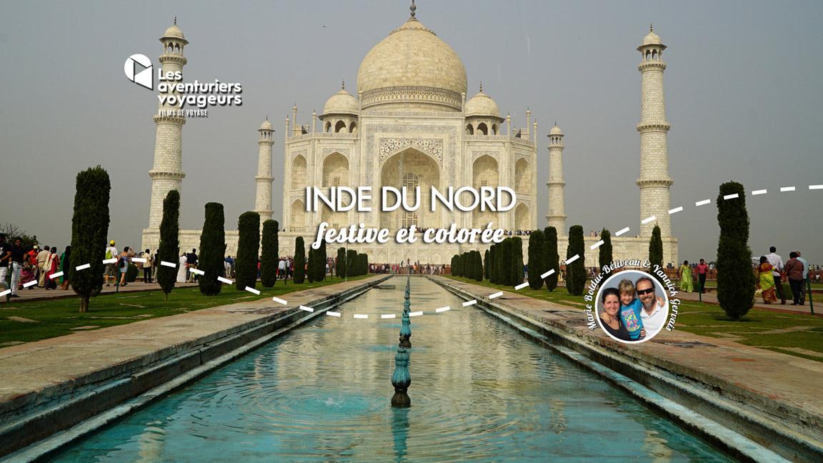 Ciné Voyage Inde du Nord