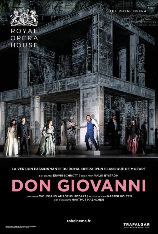 Royal Opera House - Don Giovanni V.O.S.-T.F.