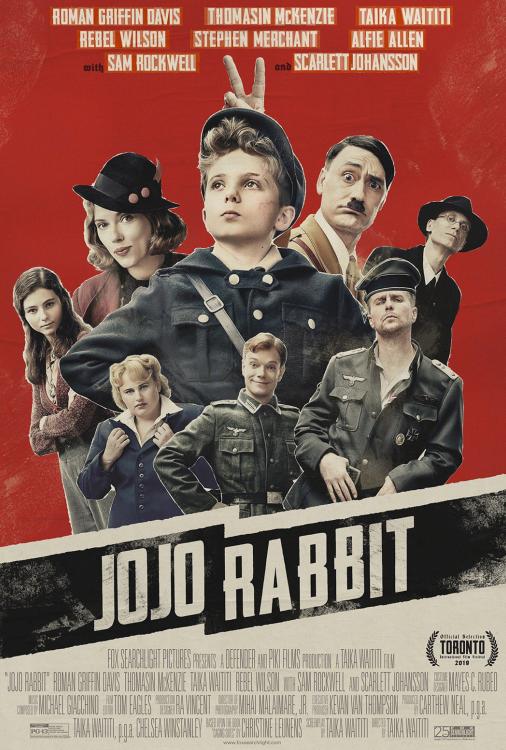Jojo Rabbit V.O.A.S.-T.F.