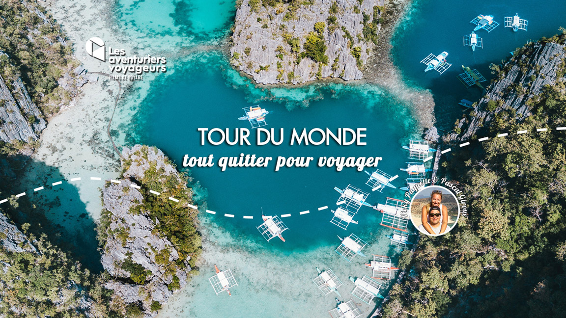 Ciné Voyage Tour du monde