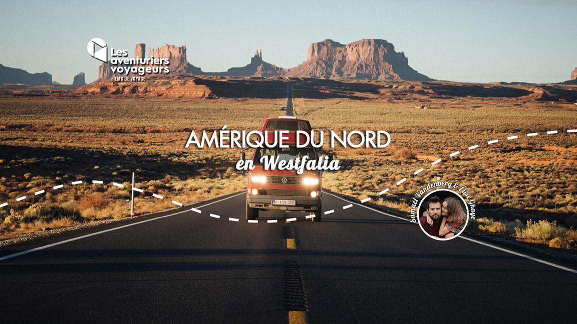 Ciné Voyage Amérique du nord en Westfalia