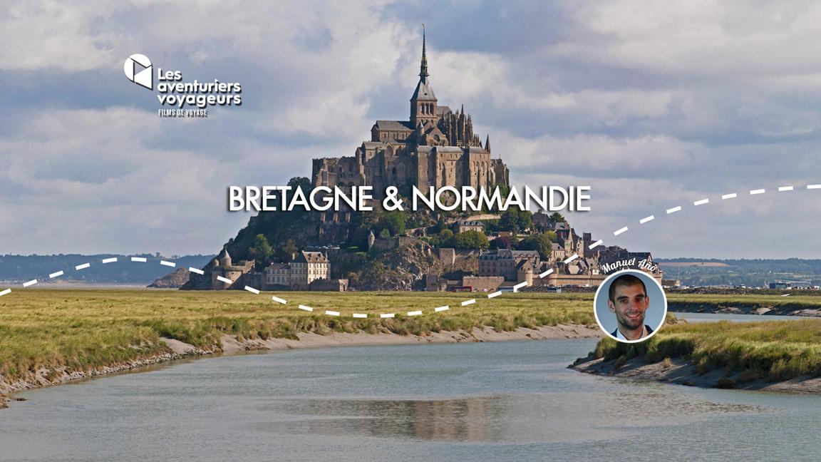 Ciné Voyage Bretagne et Normandie