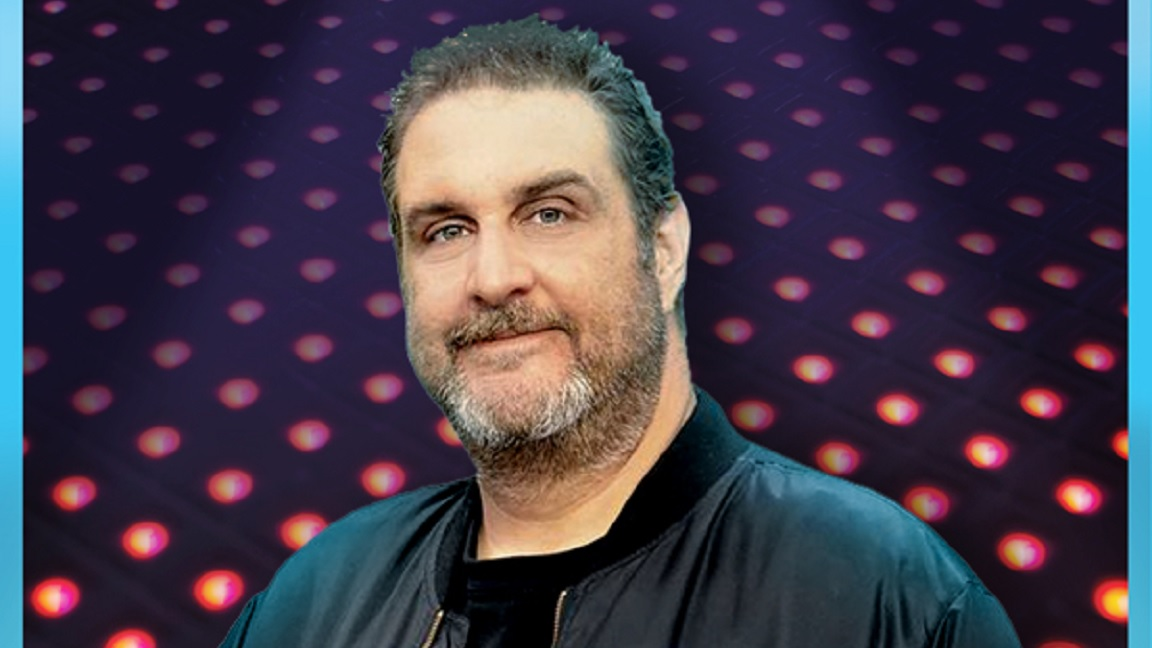 Joey Elias and the Comedy All Stars