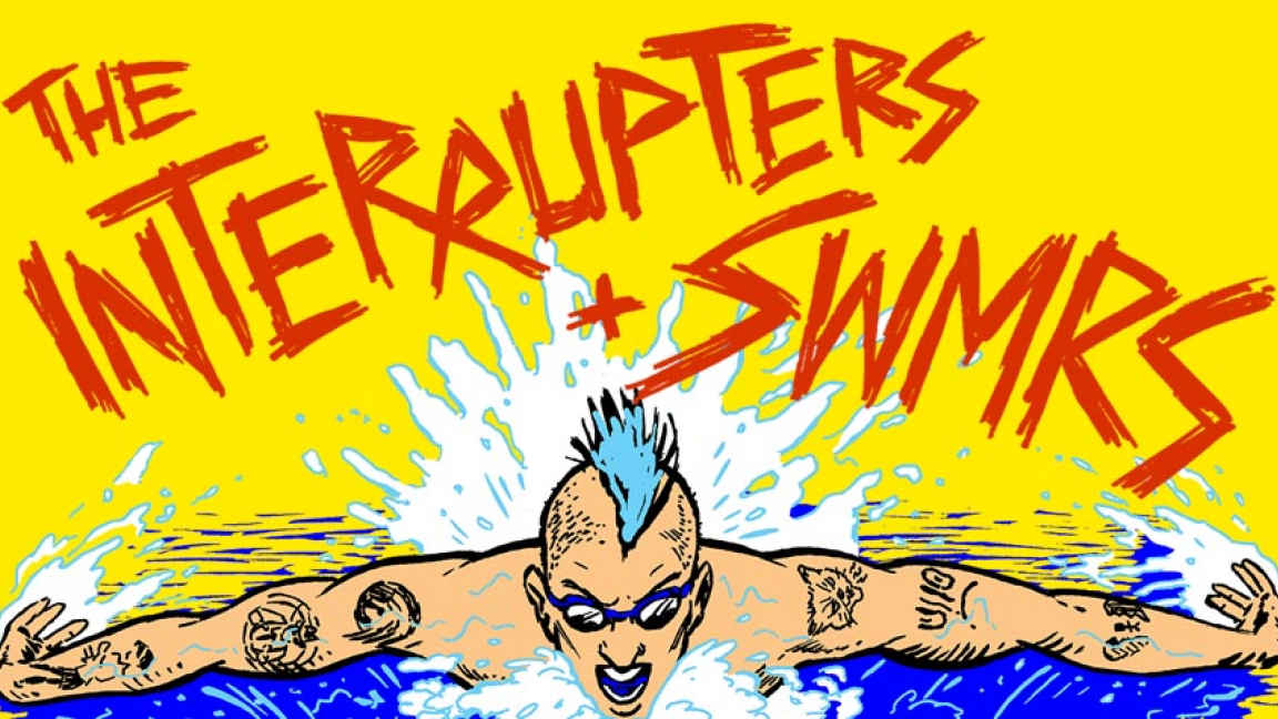 The Interrupters + SWMRS