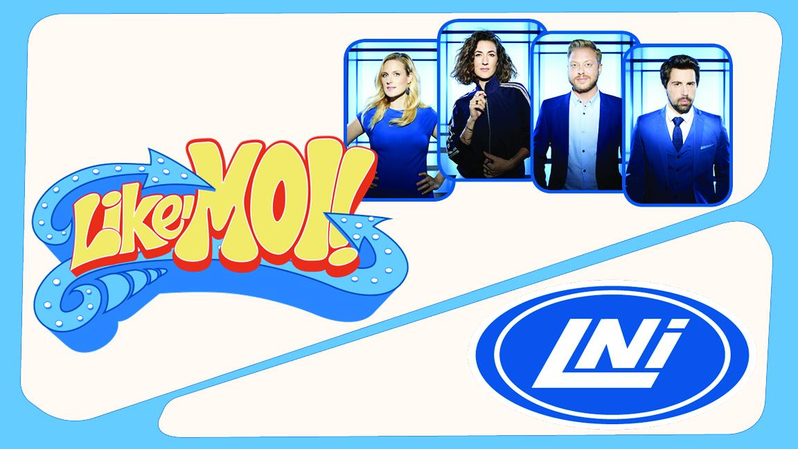 Soirée VIP – LNI : avec Like-moi! et les Wonder Trois-Quatre