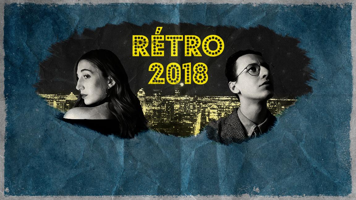 La Rétrospective 2018 - UdeM