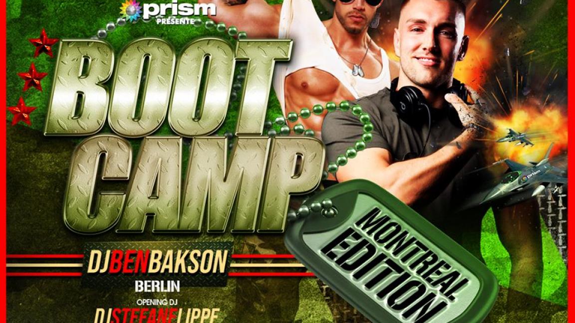 Bootcamp - 18+