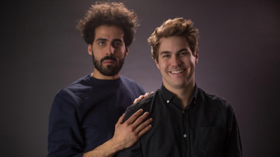 Spectacle de financement D'Adib et Julien
