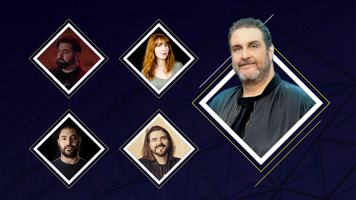 Joey Elias and the Comedy All-Stars: An Evening of Hilarity for the Benefit of O3