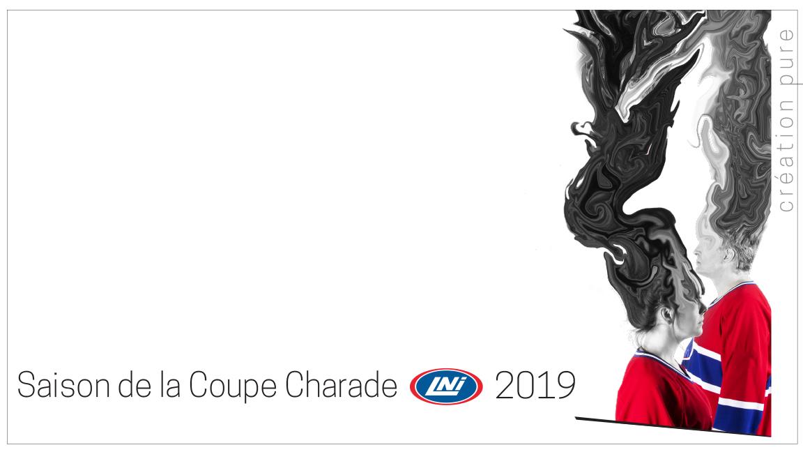 LNI 2019 - Match #3 - Rouges Fonds de solidarité FTQ vs Bleus Québecor