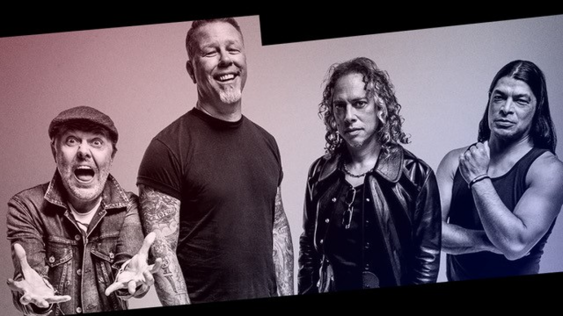 Tribute concert to Metallica - 18+ - (Guaranteed access with paid ticket)