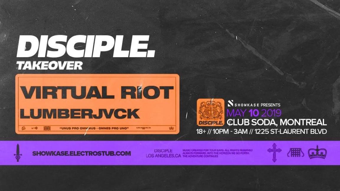 Virtual Riot & Lumberjvck - 18+