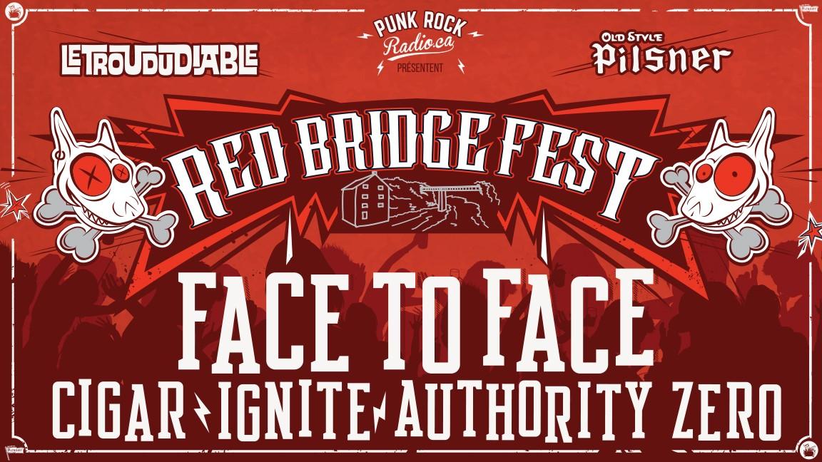 The Red Bridge Fest Montréal