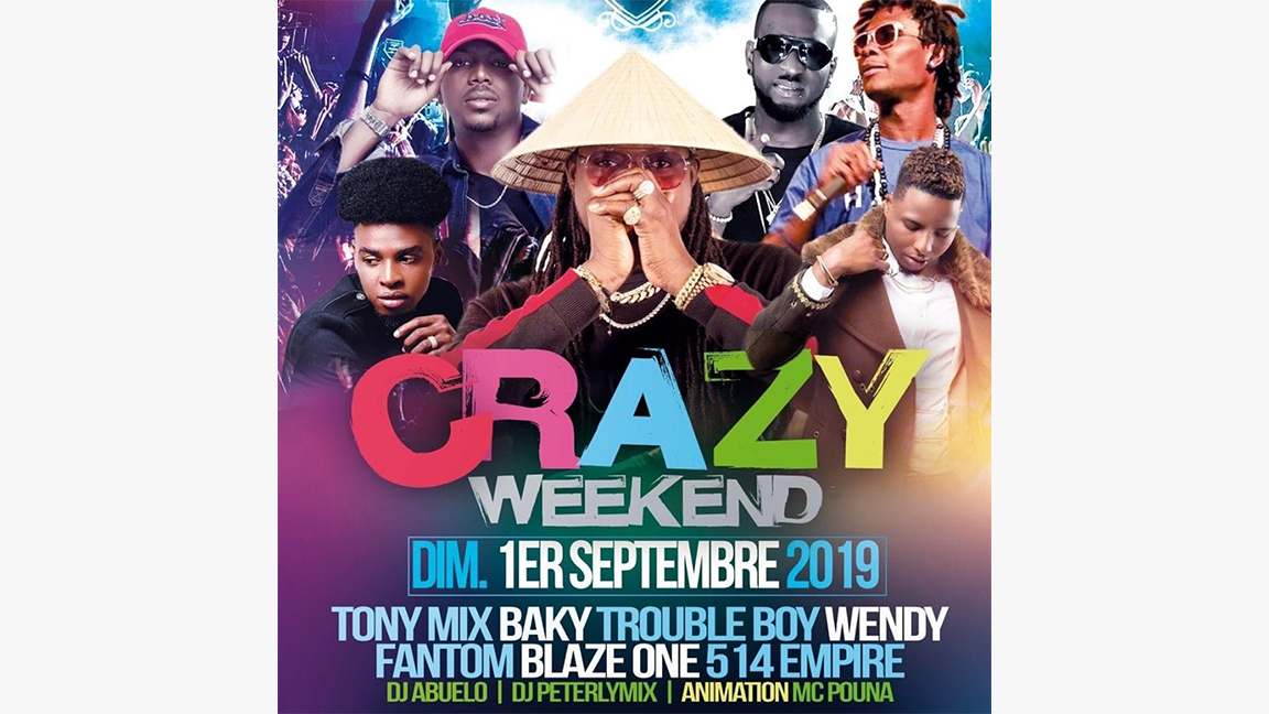 Crazy Weekend - 18+