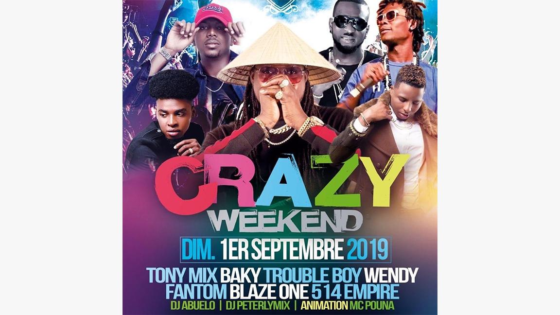 Crazy Weekend - 18+
